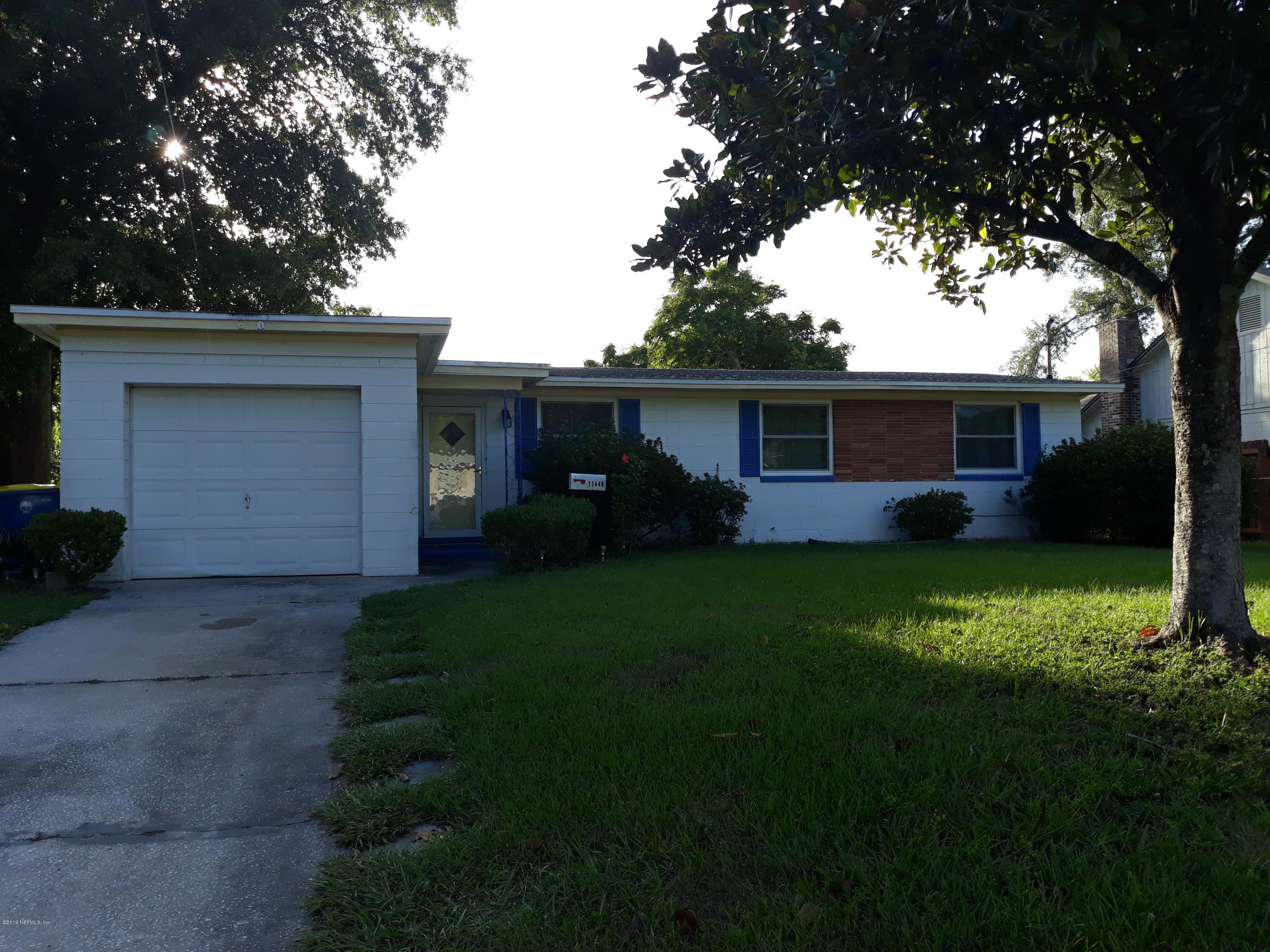 11448 HARLAN- JACKSONVILLE- FLORIDA 32218, 3 Bedrooms Bedrooms, ,1 BathroomBathrooms,Residential - single family,For sale,HARLAN,1021433