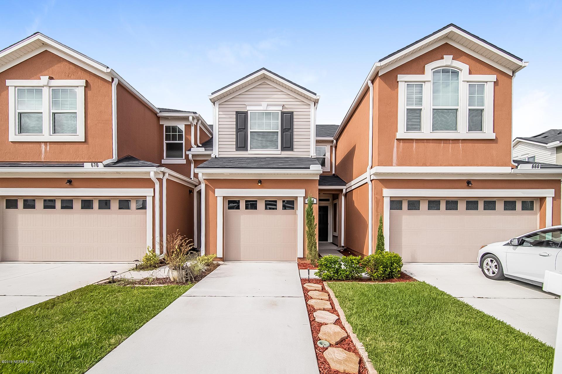 664 REESE, ORANGE PARK, FLORIDA 32065, 3 Bedrooms Bedrooms, ,2 BathroomsBathrooms,Residential - townhome,For sale,REESE,1021936