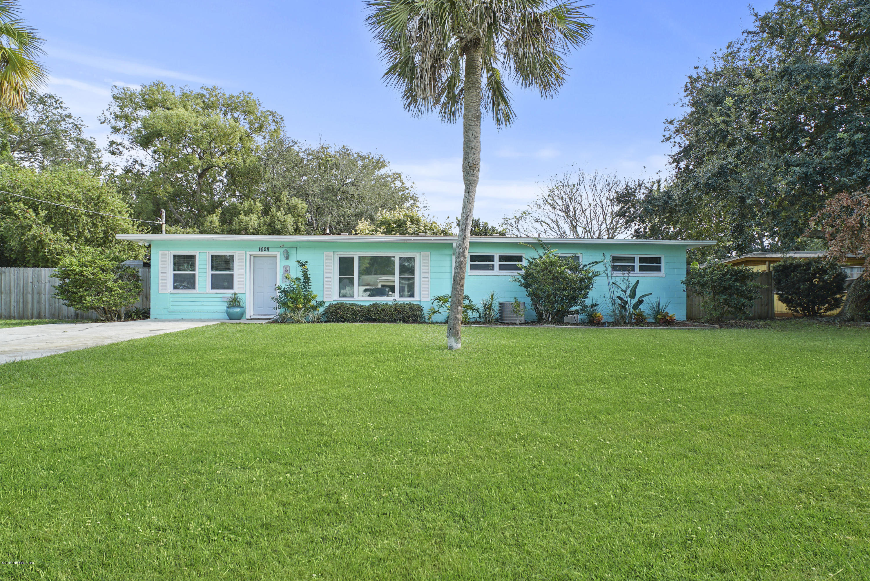 1628 BIRCHWOOD- JACKSONVILLE BEACH- FLORIDA 32250, 3 Bedrooms Bedrooms, ,2 BathroomsBathrooms,Residential - single family,For sale,BIRCHWOOD,1022678
