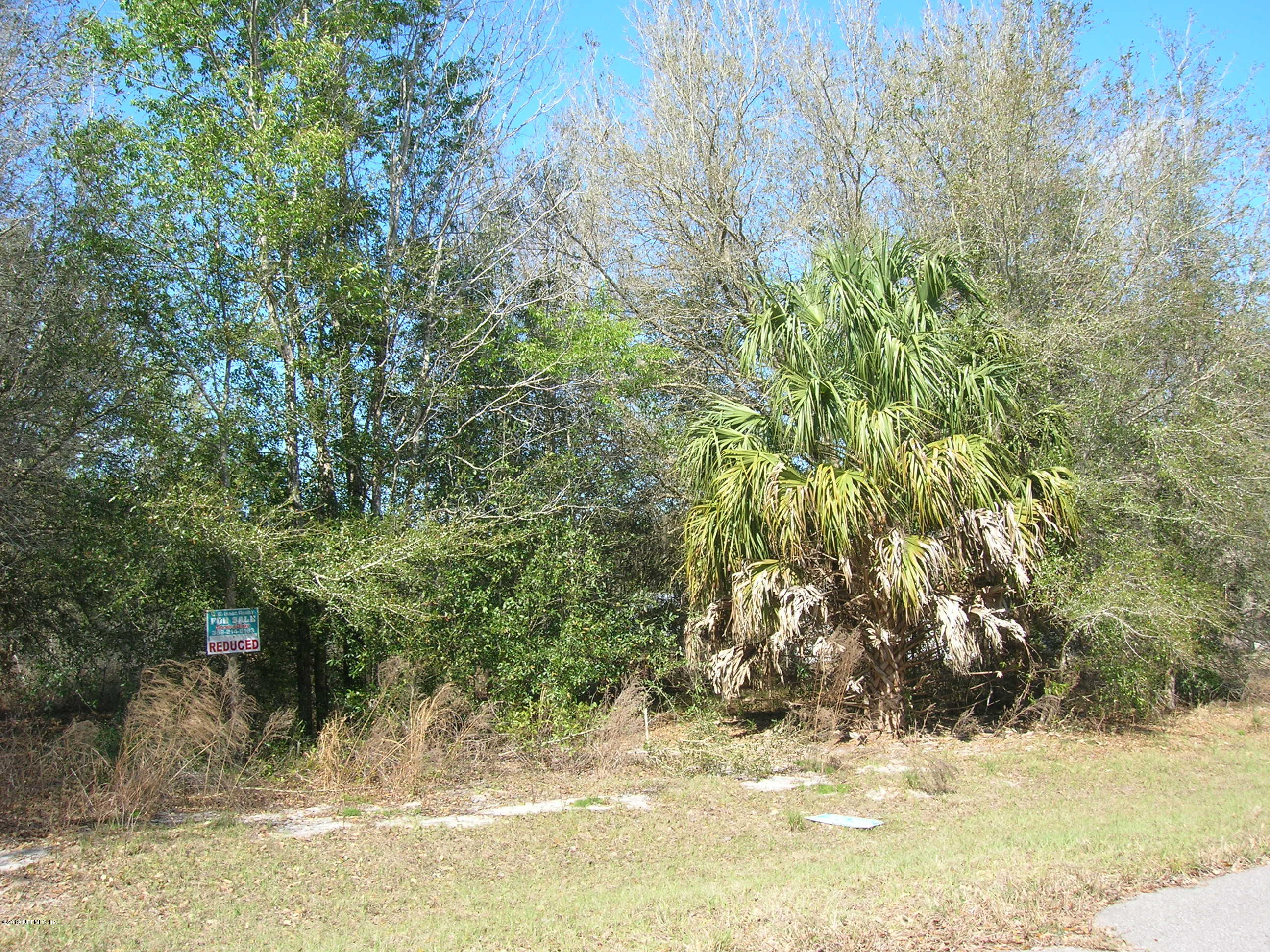 TBD LOT #8 28TH, CHIEFLAND, FLORIDA 32626, ,Vacant land,For sale,28TH,1022890