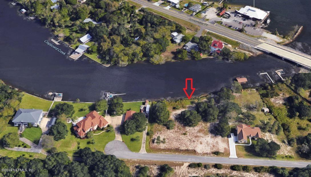 0 SHAD CREEK, JACKSONVILLE, FLORIDA 32226, ,Vacant land,For sale,SHAD CREEK,1023411