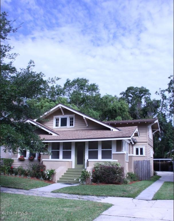 2741 OAK- JACKSONVILLE- FLORIDA 32205, 5 Bedrooms Bedrooms, ,3 BathroomsBathrooms,Rental,For Rent,OAK,1023498