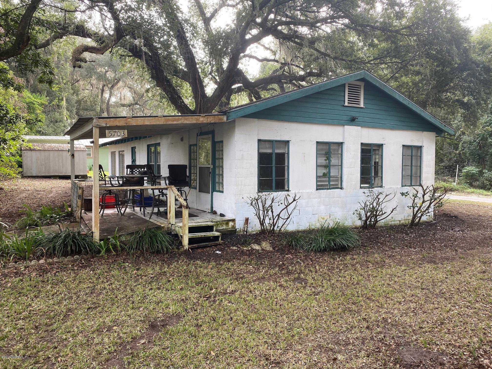 5703 HAMPTON, MELROSE, FLORIDA 32666, 3 Bedrooms Bedrooms, ,1 BathroomBathrooms,Residential,For sale,HAMPTON,1024144