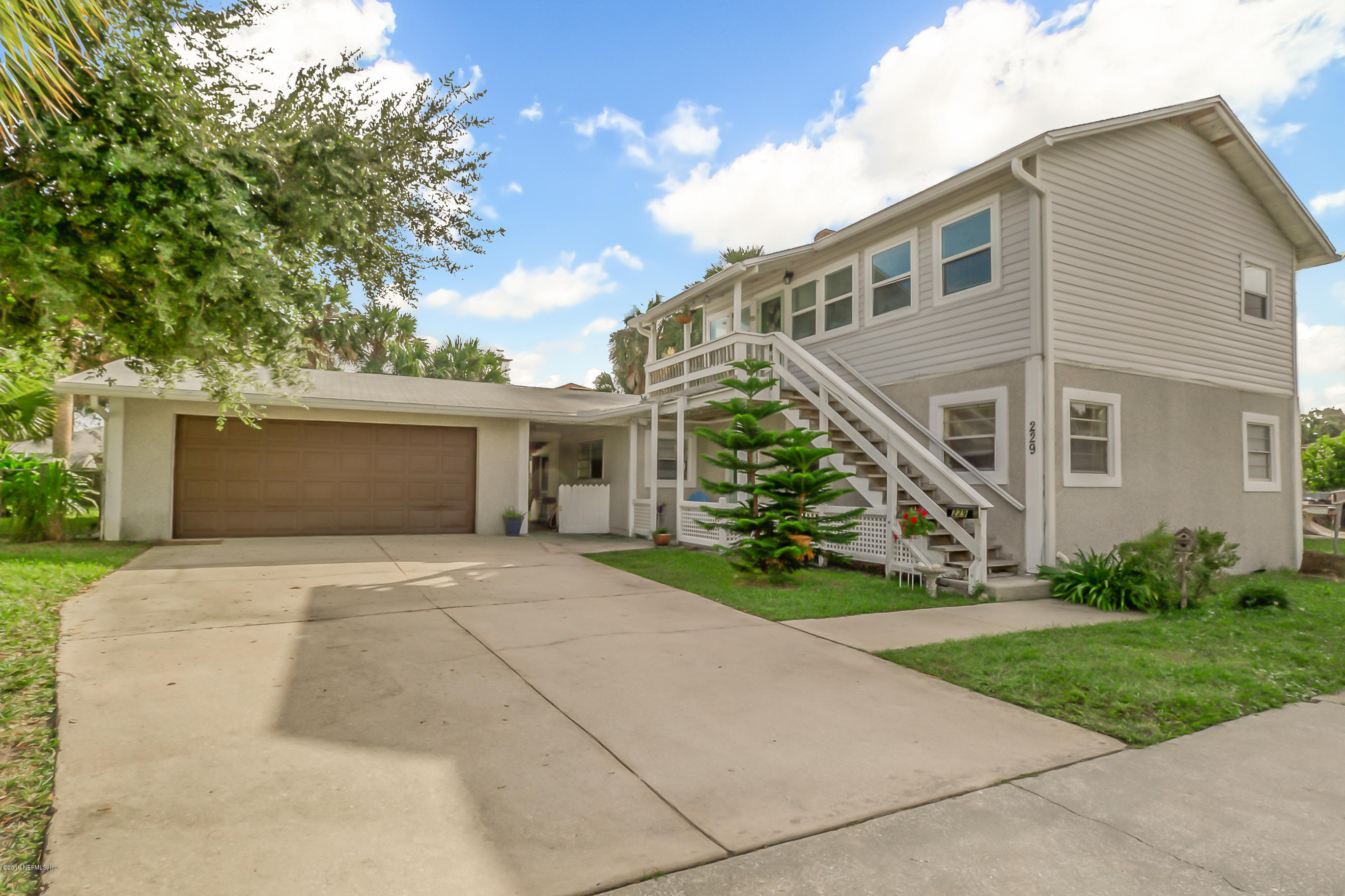 227 HOPKINS, NEPTUNE BEACH, FLORIDA 32266, 4 Bedrooms Bedrooms, ,Residential Income,For sale,HOPKINS,1025282