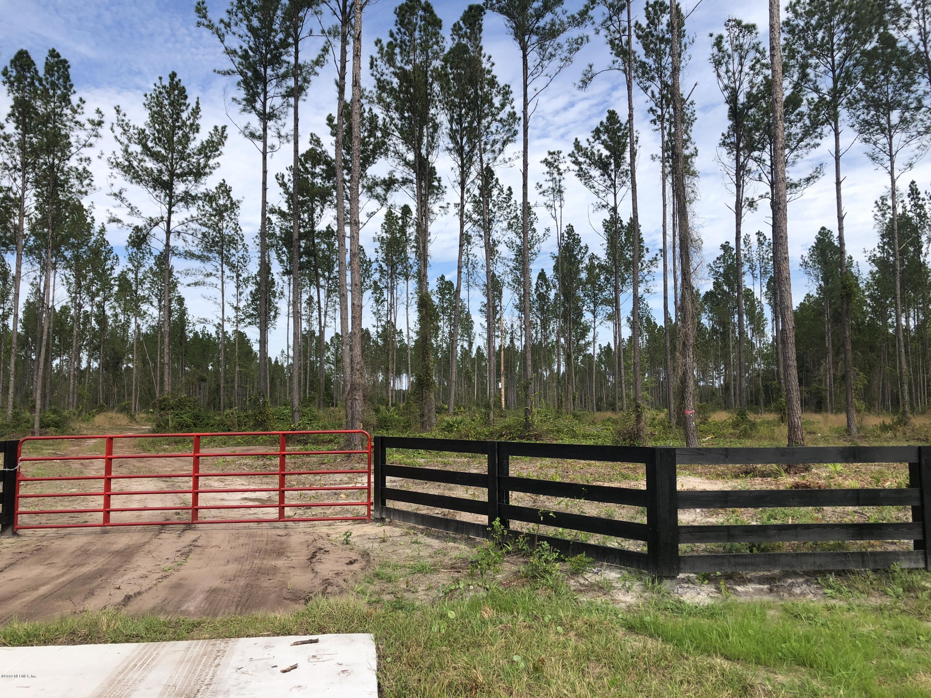 151604 CO RD 108, HILLIARD, FLORIDA 32046, ,Vacant land,For sale,CO RD 108,1024531