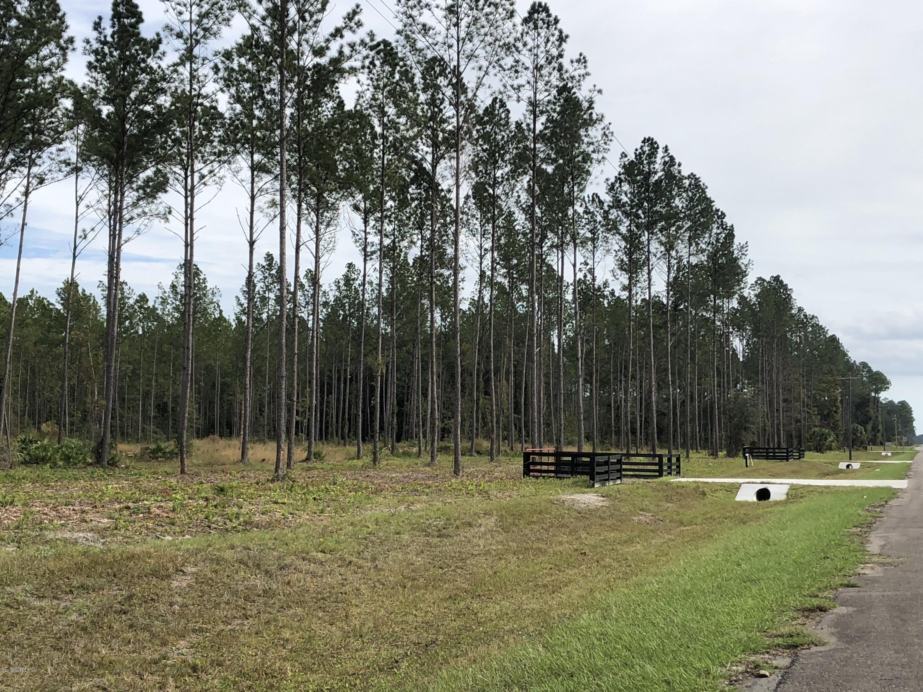 151716 CO RD 108, HILLIARD, FLORIDA 32046, ,Vacant land,For sale,CO RD 108,1024566
