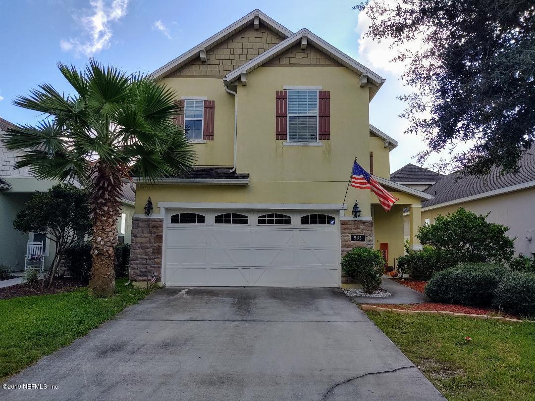 863 QUIET STONE, ORANGE PARK, FLORIDA 32065, 4 Bedrooms Bedrooms, ,2 BathroomsBathrooms,Rental,For sale,QUIET STONE,1024757