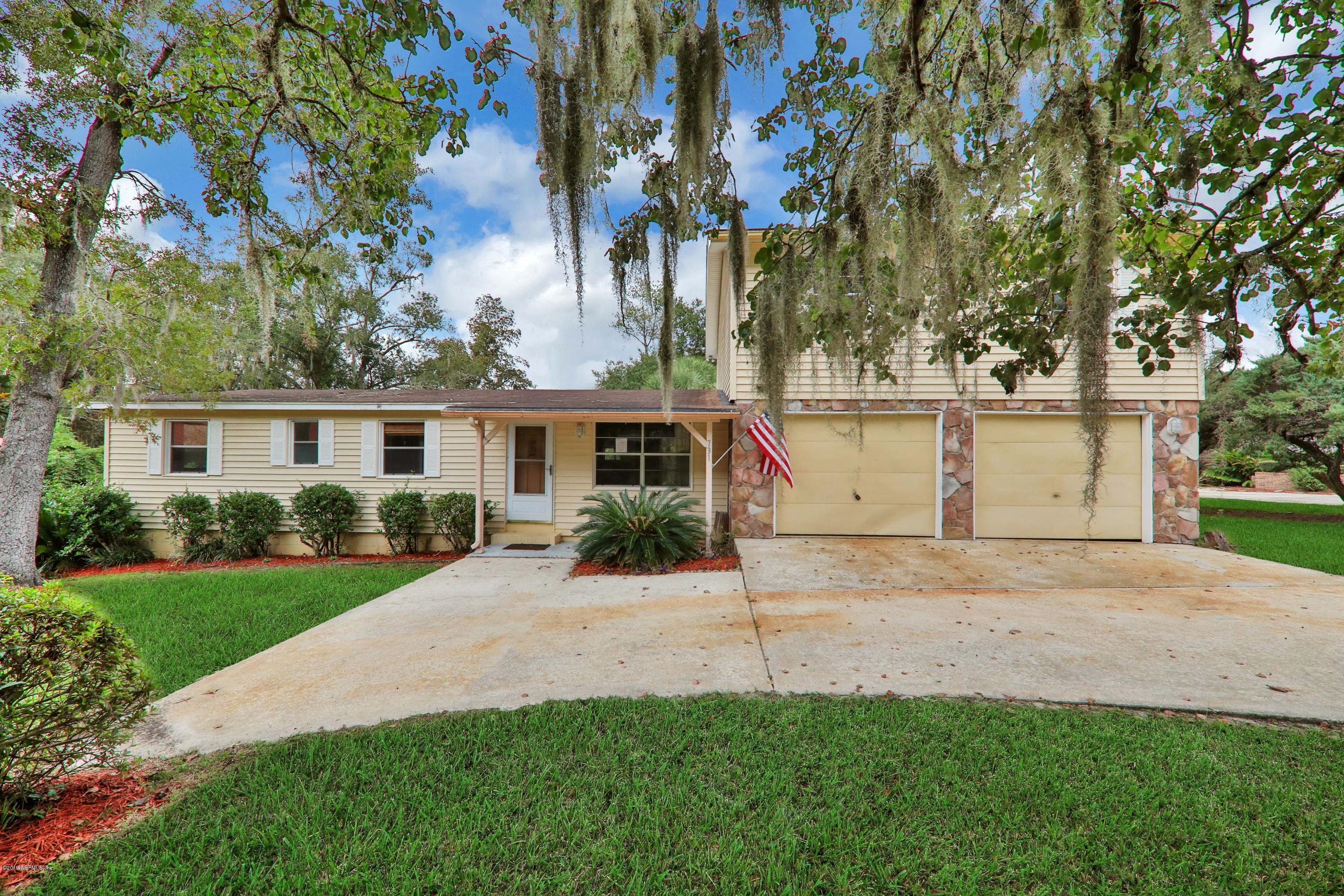 731 ARTHUR MOORE, GREEN COVE SPRINGS, FLORIDA 32043, 3 Bedrooms Bedrooms, ,1 BathroomBathrooms,Residential - single family,For sale,ARTHUR MOORE,1022168