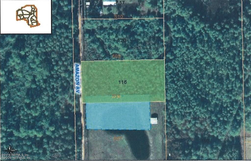 116 AMAZON, PALATKA, FLORIDA 32177, ,Vacant land,For sale,AMAZON,1024499