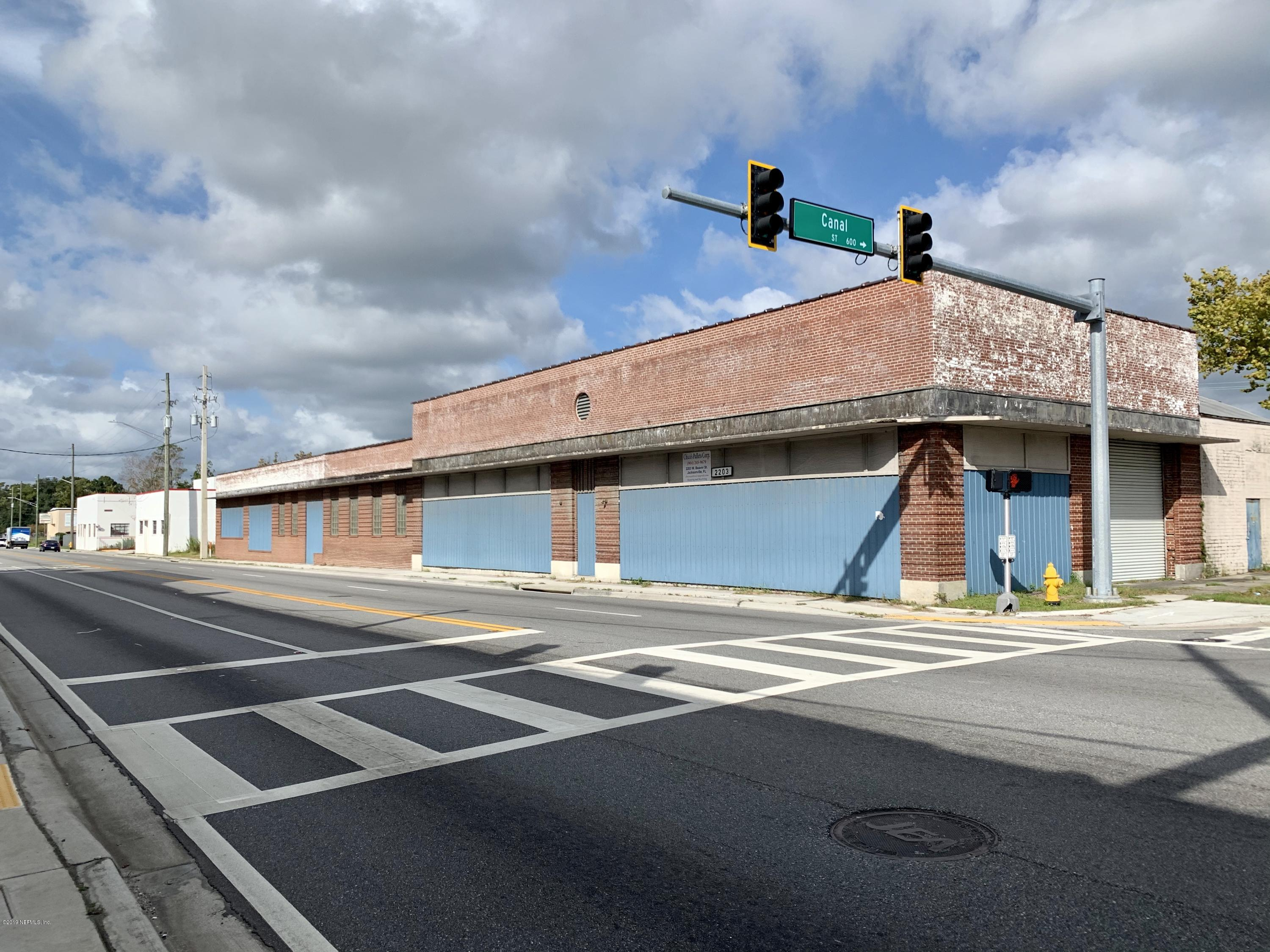 2203 BEAVER, JACKSONVILLE, FLORIDA 32209, ,Commercial,For sale,BEAVER,1025469