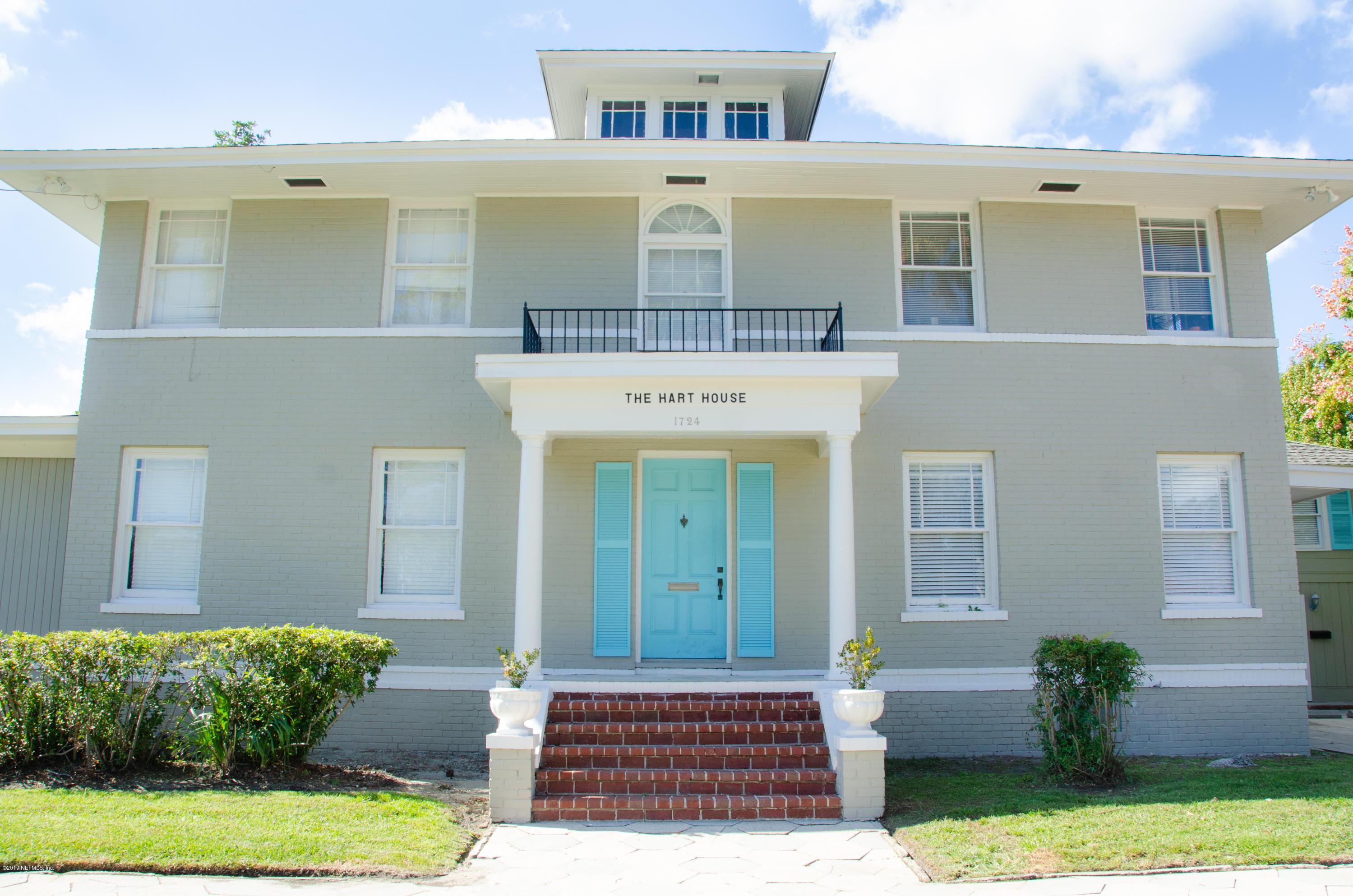 1724 COPELAND, JACKSONVILLE, FLORIDA 32204, 1 Bedroom Bedrooms, ,1 BathroomBathrooms,Rental,For sale,COPELAND,1025921