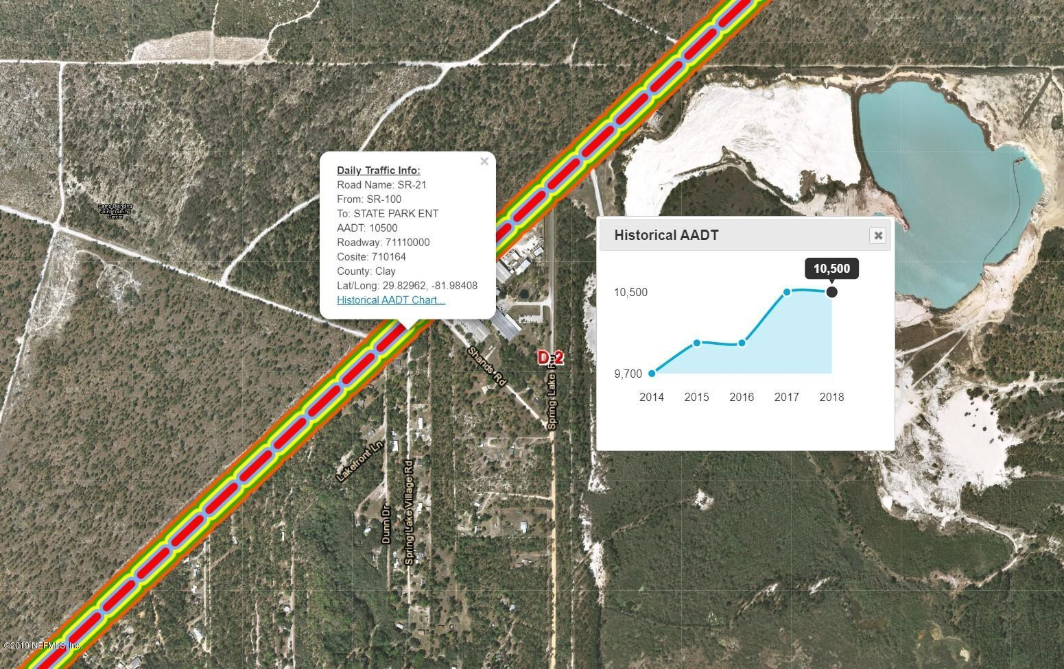 0 STATE ROAD 21, KEYSTONE HEIGHTS, FLORIDA 32656, ,Vacant land,For sale,STATE ROAD 21,1026431