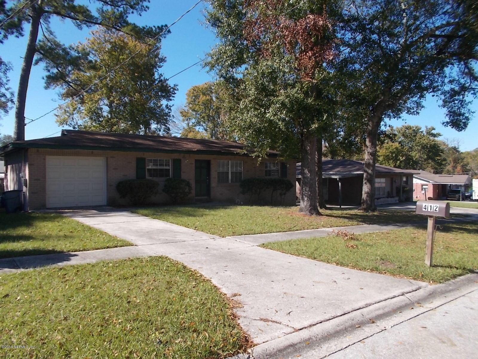 412 CAPRICORN, ORANGE PARK, FLORIDA 32073, 3 Bedrooms Bedrooms, ,1 BathroomBathrooms,Rental,For sale,CAPRICORN,1026516