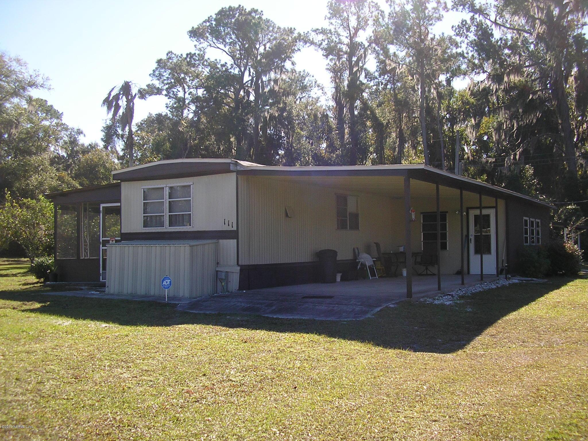 111 CRESTBREEZE, CRESCENT CITY, FLORIDA 32112, 2 Bedrooms Bedrooms, ,1 BathroomBathrooms,Residential,For sale,CRESTBREEZE,1027898