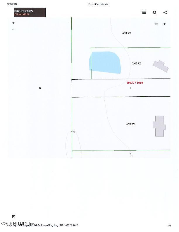 0 DENTON, JACKSONVILLE, FLORIDA 32226, ,Vacant land,For sale,DENTON,1028072