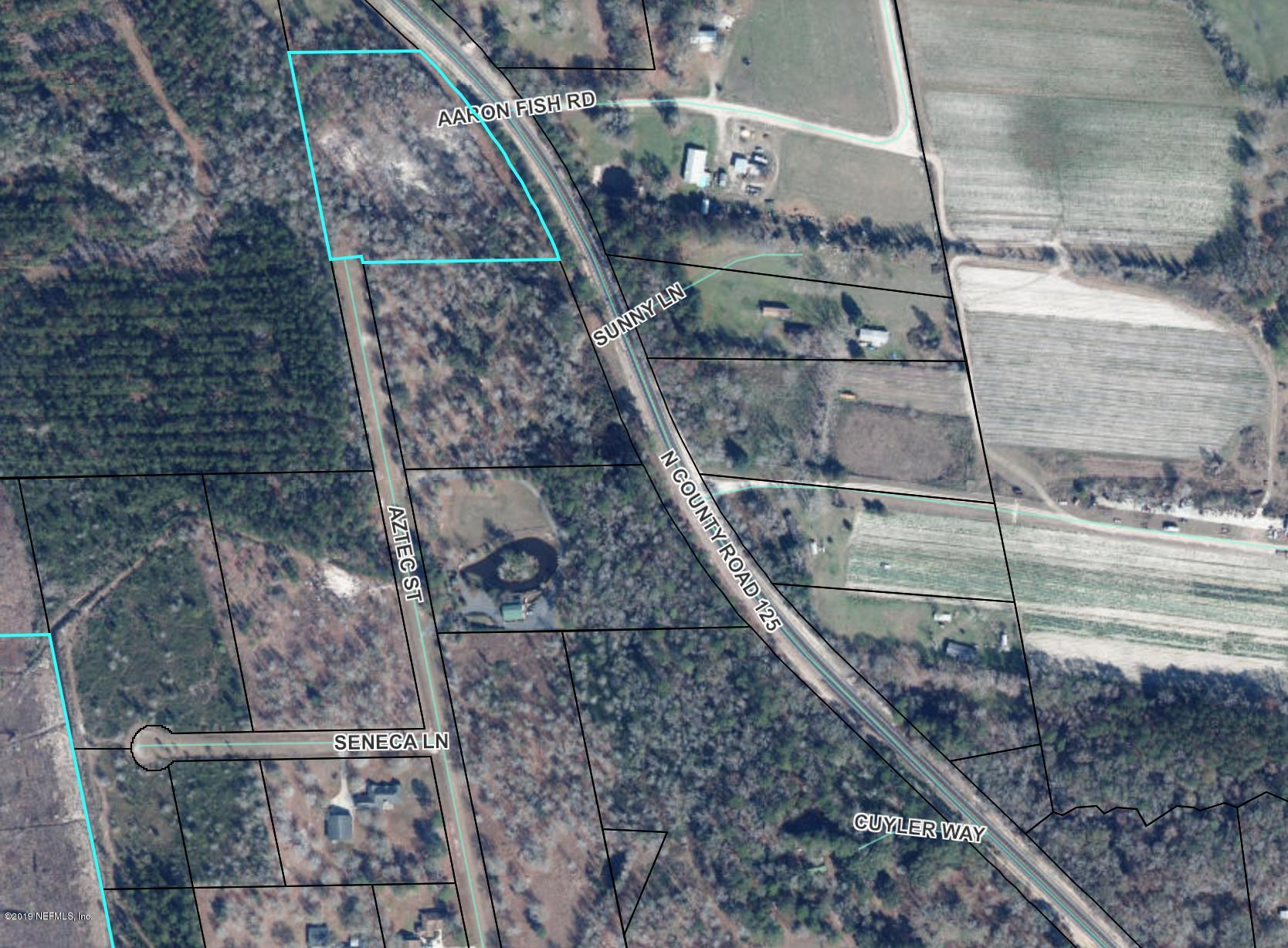0 AZTEC, GLEN ST. MARY, FLORIDA 32040, ,Vacant land,For sale,AZTEC,1028210
