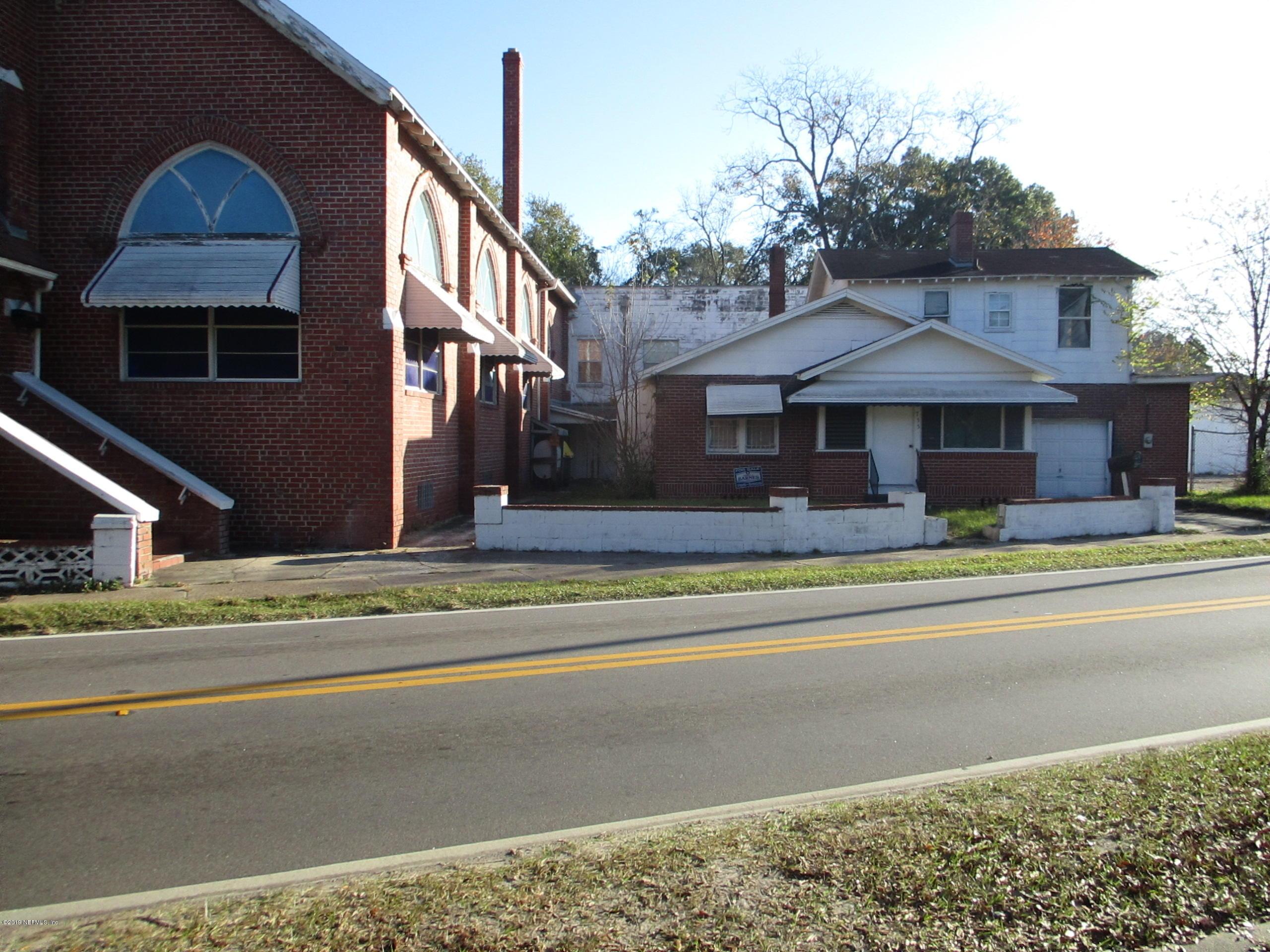 761 ACORN, JACKSONVILLE, FLORIDA 32209, ,Commercial,For sale,ACORN,1028553