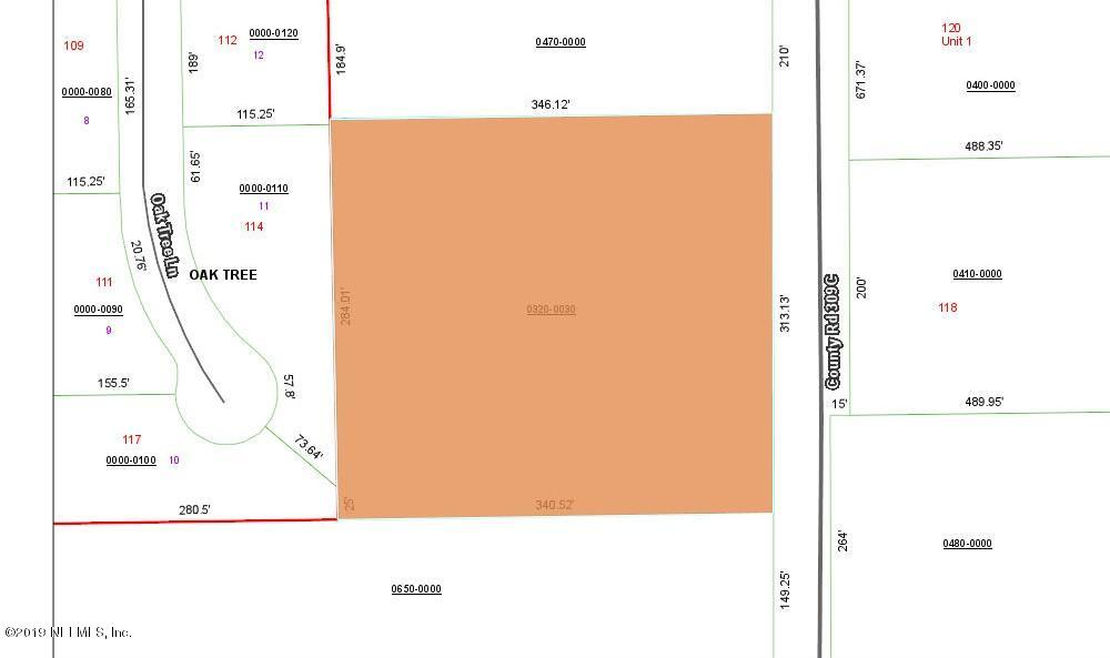 117 CO RD 309C, PALATKA, FLORIDA 32177, ,Vacant land,For sale,CO RD 309C,1028947