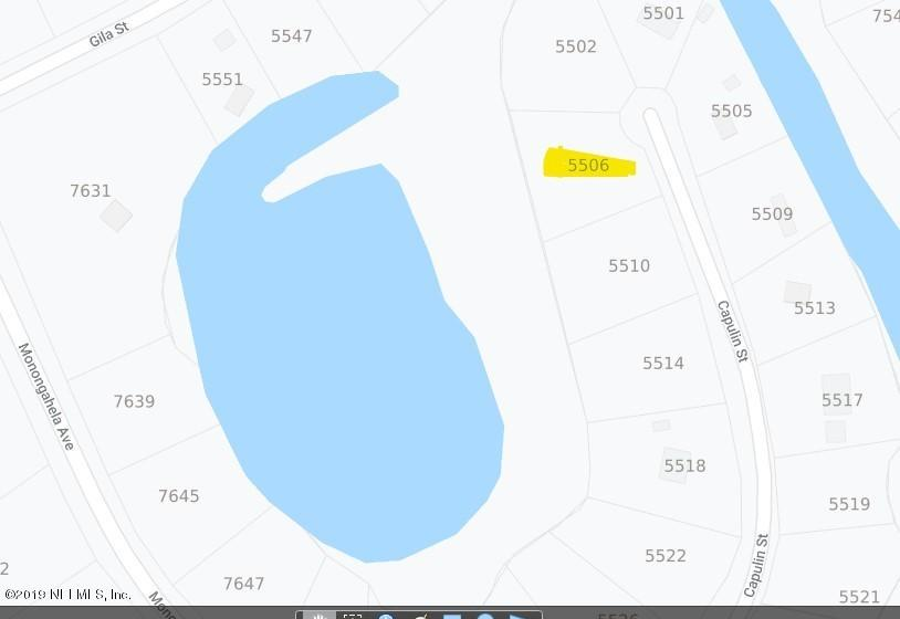 5506 CAPULIN, KEYSTONE HEIGHTS, FLORIDA 32656, ,Vacant land,For sale,CAPULIN,1028963
