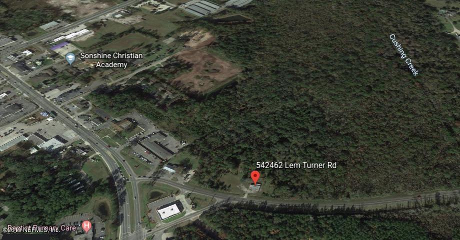 542462 LEM TURNER, CALLAHAN, FLORIDA 32011, ,Commercial,For sale,LEM TURNER,1029211