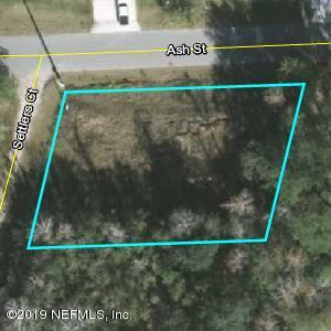 0 ASH, ORANGE PARK, FLORIDA 32073, ,Vacant land,For sale,ASH,1029023