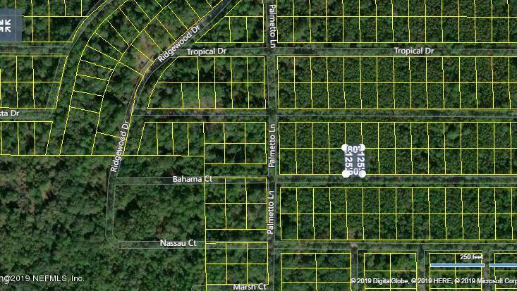 108 GARRISON, GEORGETOWN, FLORIDA 32139, ,Vacant land,For sale,GARRISON,1029116