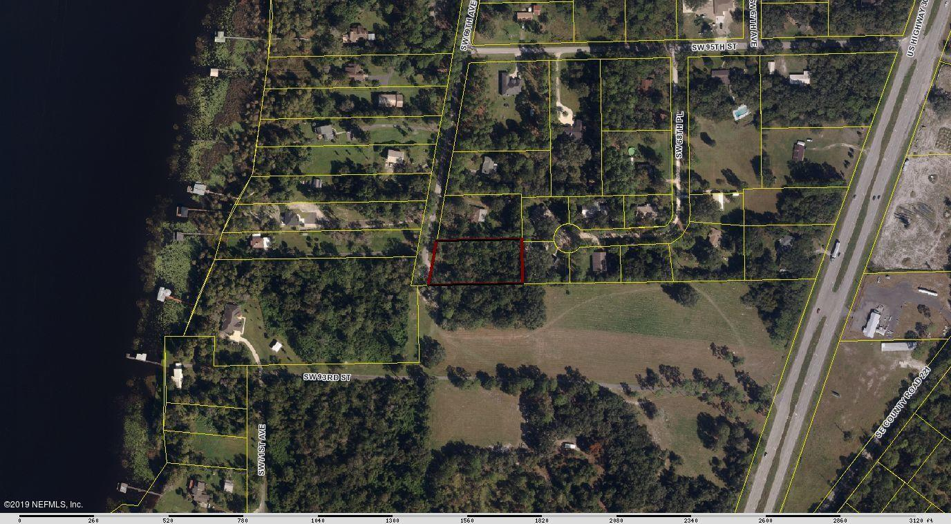 0 69TH, HAMPTON, FLORIDA 32044, ,Vacant land,For sale,69TH,1029921