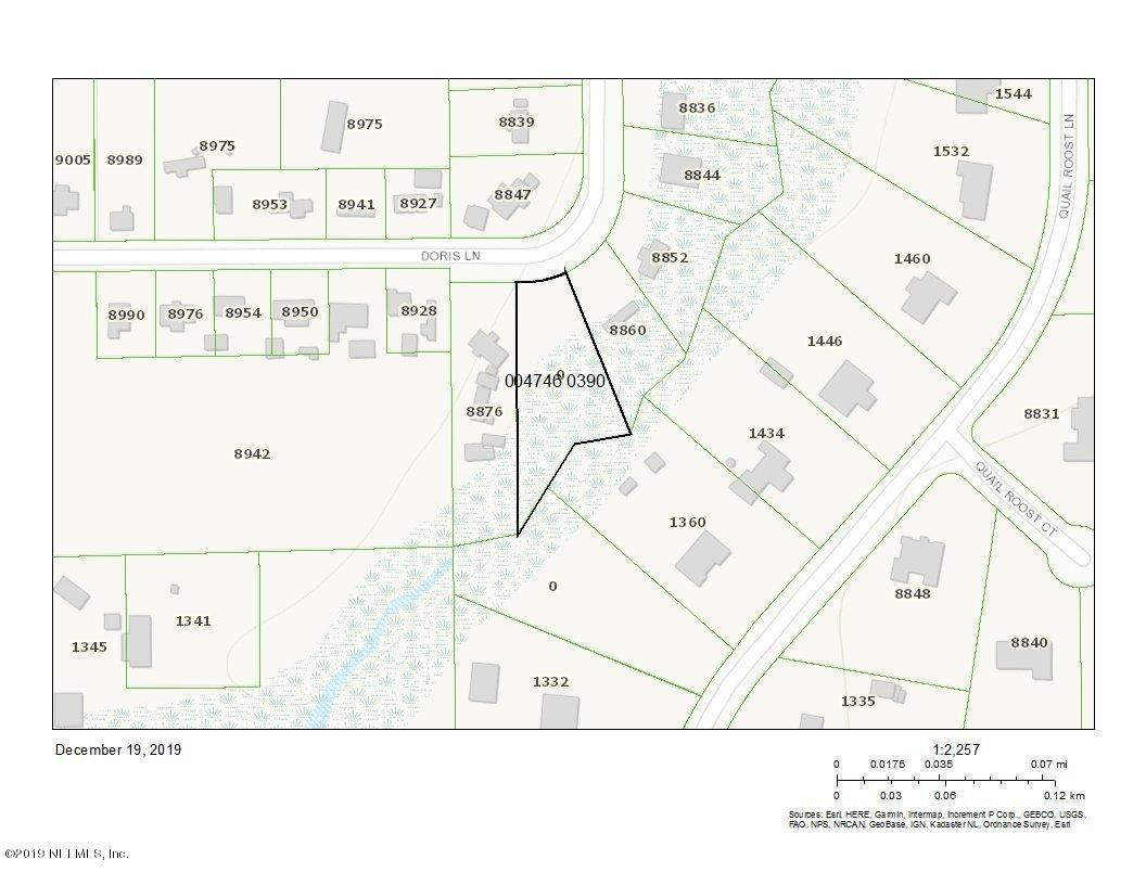 0 DORIS, JACKSONVILLE, FLORIDA 32220, ,Vacant land,For sale,DORIS,1030041