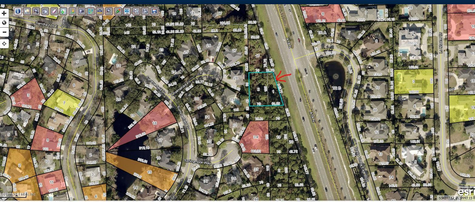 0 A1A, PONTE VEDRA BEACH, FLORIDA 32082, ,Vacant land,For sale,A1A,1030295