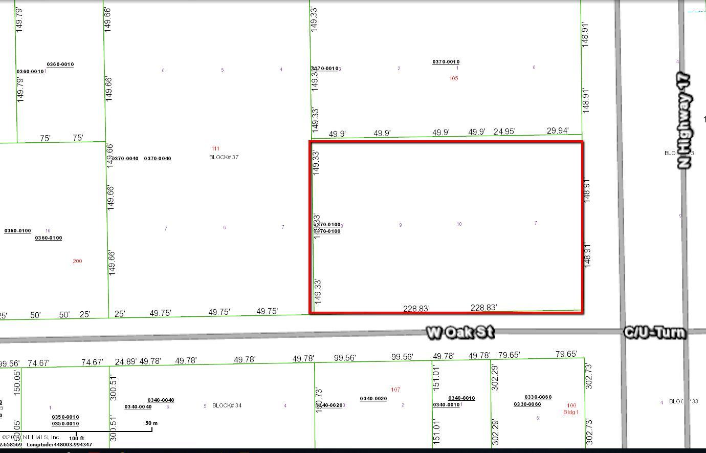 229 HIGHWAY 17, PALATKA, FLORIDA 32177, ,Vacant land,For sale,HIGHWAY 17,1029315