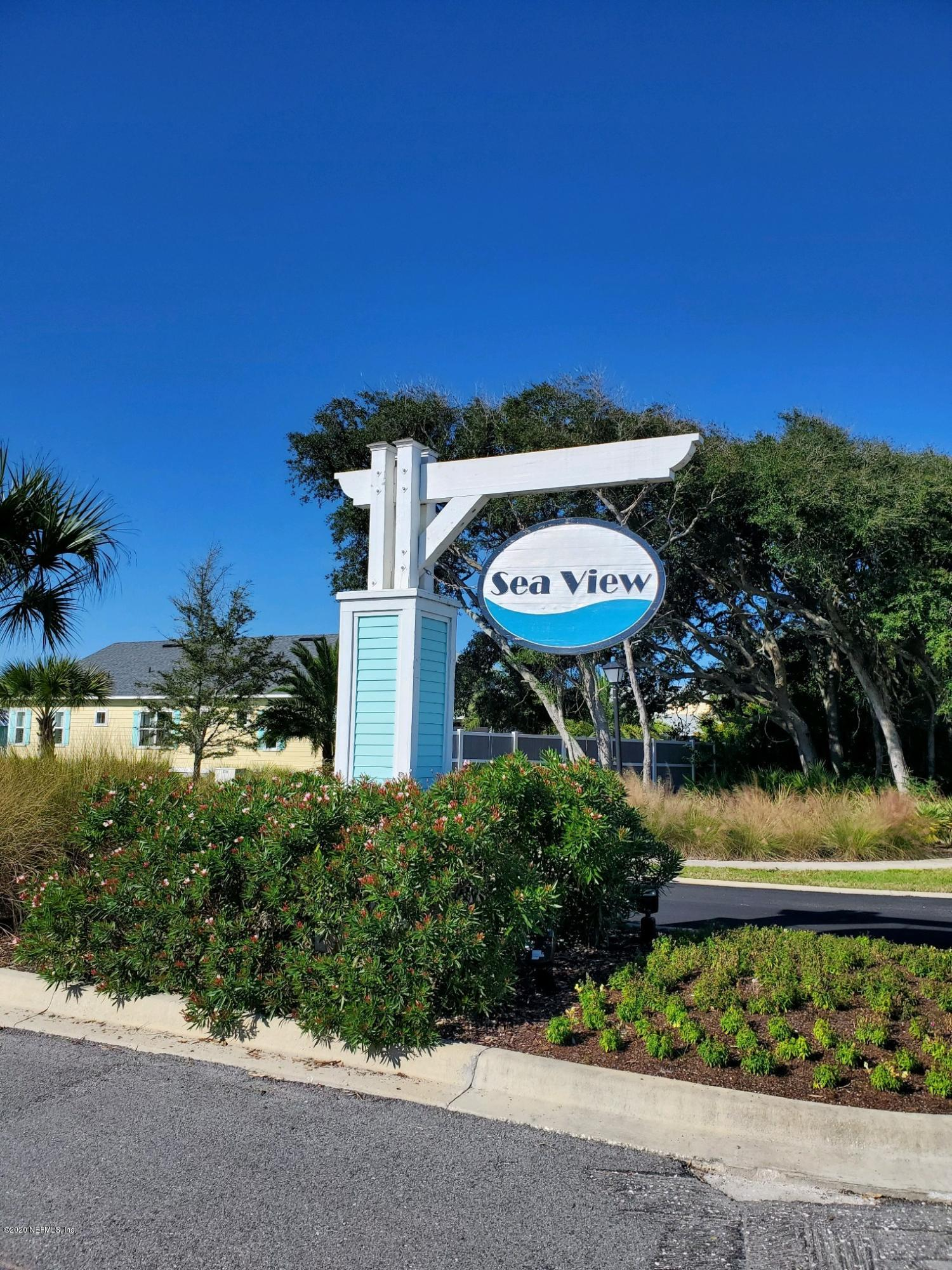 110 OCEANVIEW, ST AUGUSTINE, FLORIDA 32080, ,Vacant land,For sale,OCEANVIEW,1031230