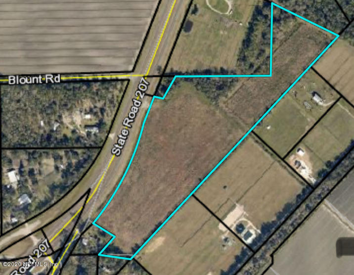 0 OLD STATE RD 207, ELKTON, FLORIDA 32033, ,Vacant land,For sale,OLD STATE RD 207,1029664