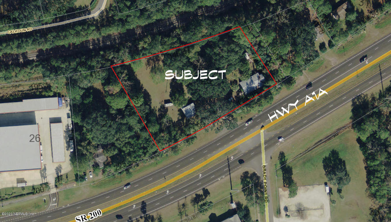 474455 STATE RD 200, FERNANDINA BEACH, FLORIDA 32034, ,Commercial,For sale,STATE RD 200,1031570