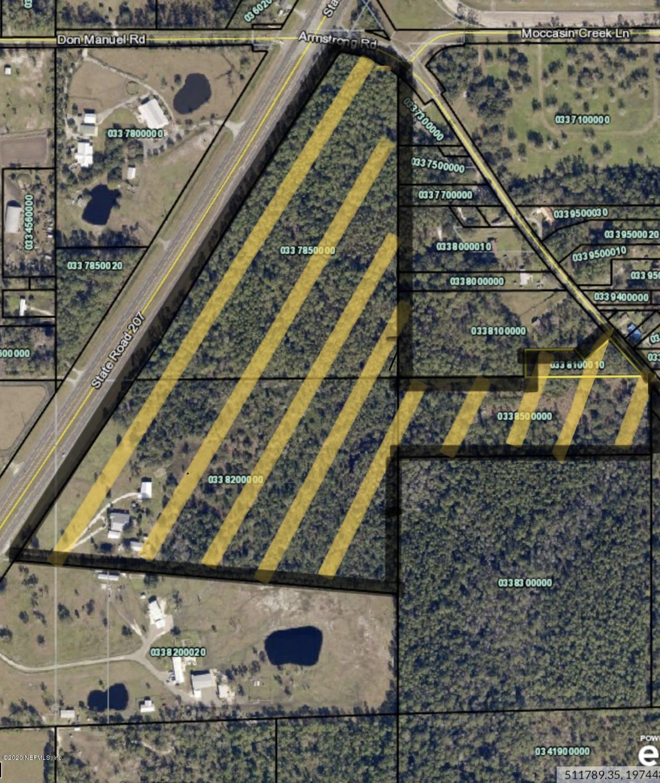 6110 FL-207, ELKTON, FLORIDA 32033, ,Vacant land,For sale,FL-207,1031586