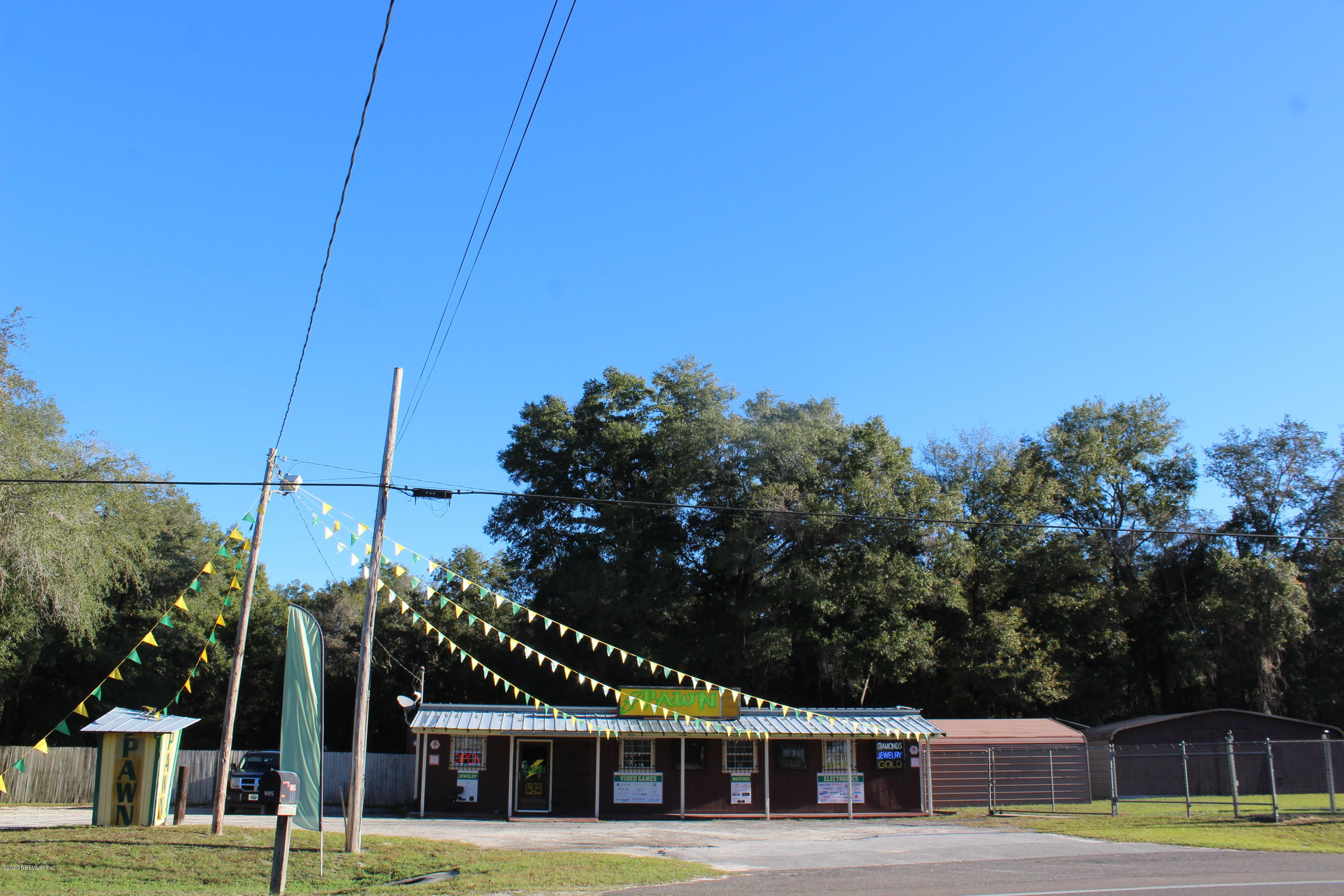 885 FL-100, KEYSTONE HEIGHTS, FLORIDA 32656, ,Commercial,For sale,FL-100,1031796