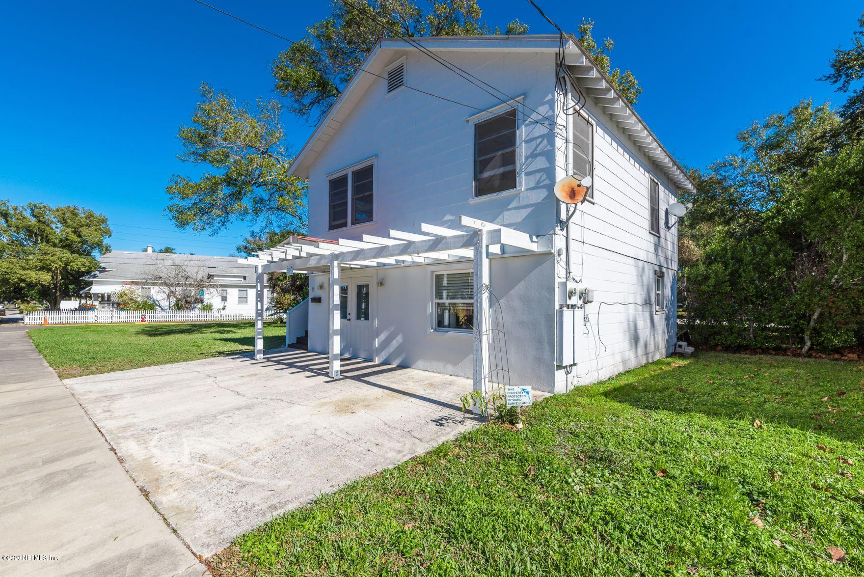 11 GRANT, ST AUGUSTINE, FLORIDA 32084, 3 Bedrooms Bedrooms, ,2 BathroomsBathrooms,Investment / MultiFamily,For sale,GRANT,1034251