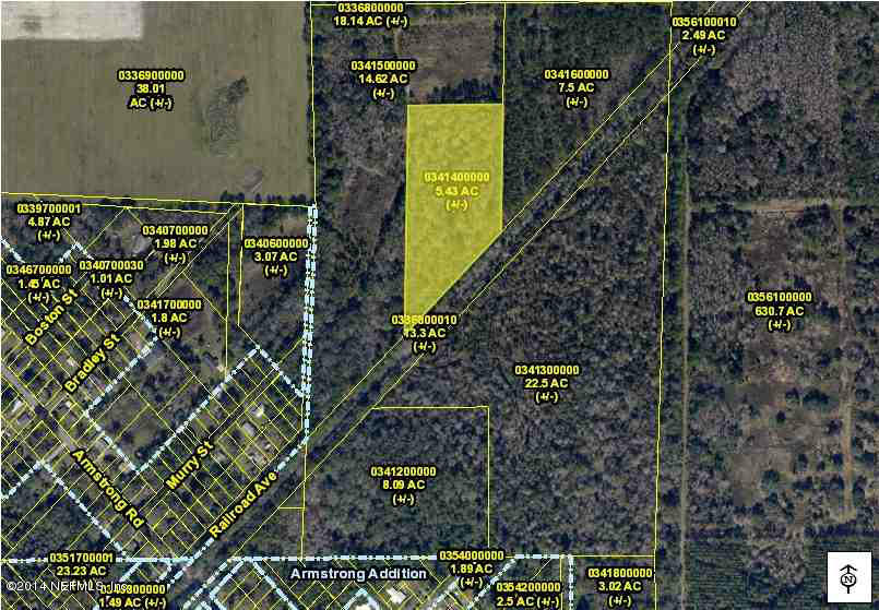 000 RAILROAD, ELKTON, FLORIDA 32033, ,Vacant land,For sale,RAILROAD,1032647