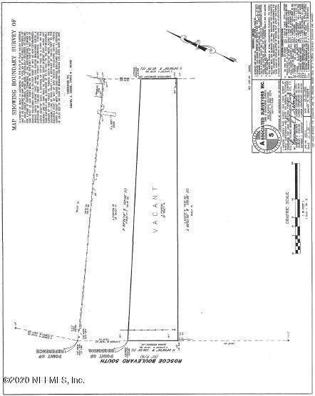 0 ROSCOE, PONTE VEDRA BEACH, FLORIDA 32082, ,Vacant land,For sale,ROSCOE,1032383
