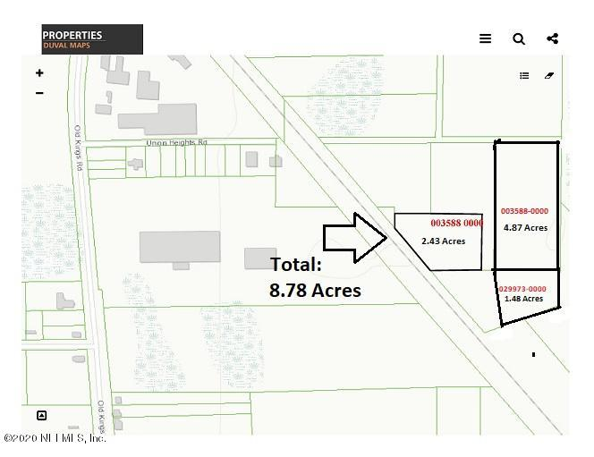 0 UNION HEIGHTS, JACKSONVILLE, FLORIDA 32219, ,Vacant land,For sale,UNION HEIGHTS,1033054