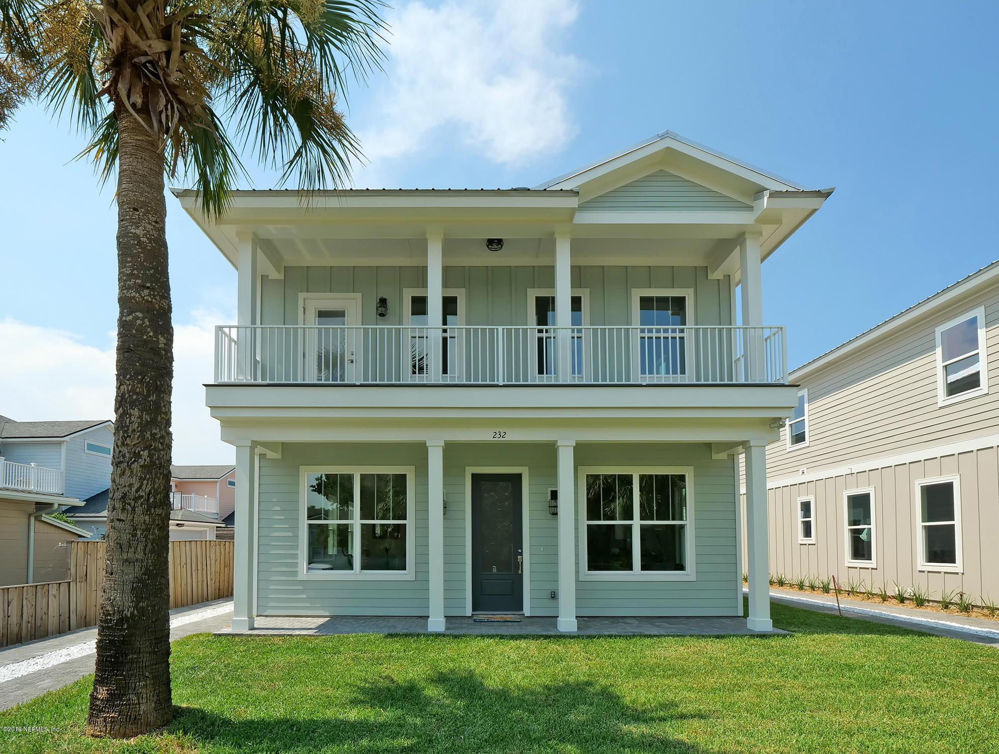 232 DAVIS, NEPTUNE BEACH, FLORIDA 32266, 5 Bedrooms Bedrooms, ,3 BathroomsBathrooms,Residential,For sale,DAVIS,1033368
