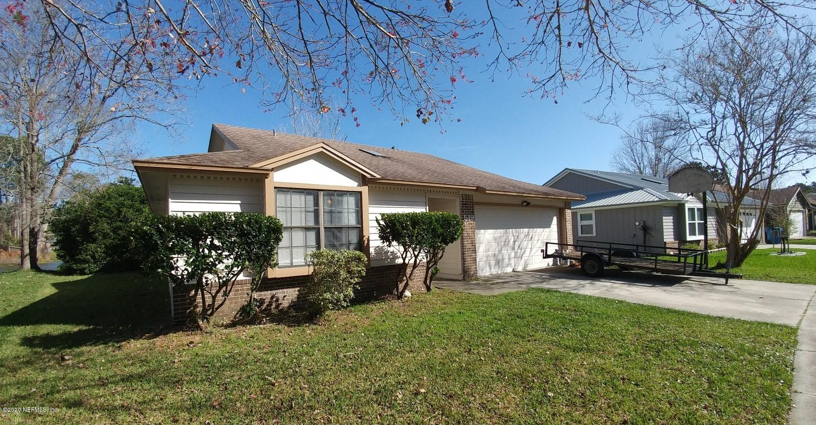 519 BLUE WHALE, JACKSONVILLE, FLORIDA 32218, 3 Bedrooms Bedrooms, ,2 BathroomsBathrooms,Residential Income,For sale,BLUE WHALE,1033757