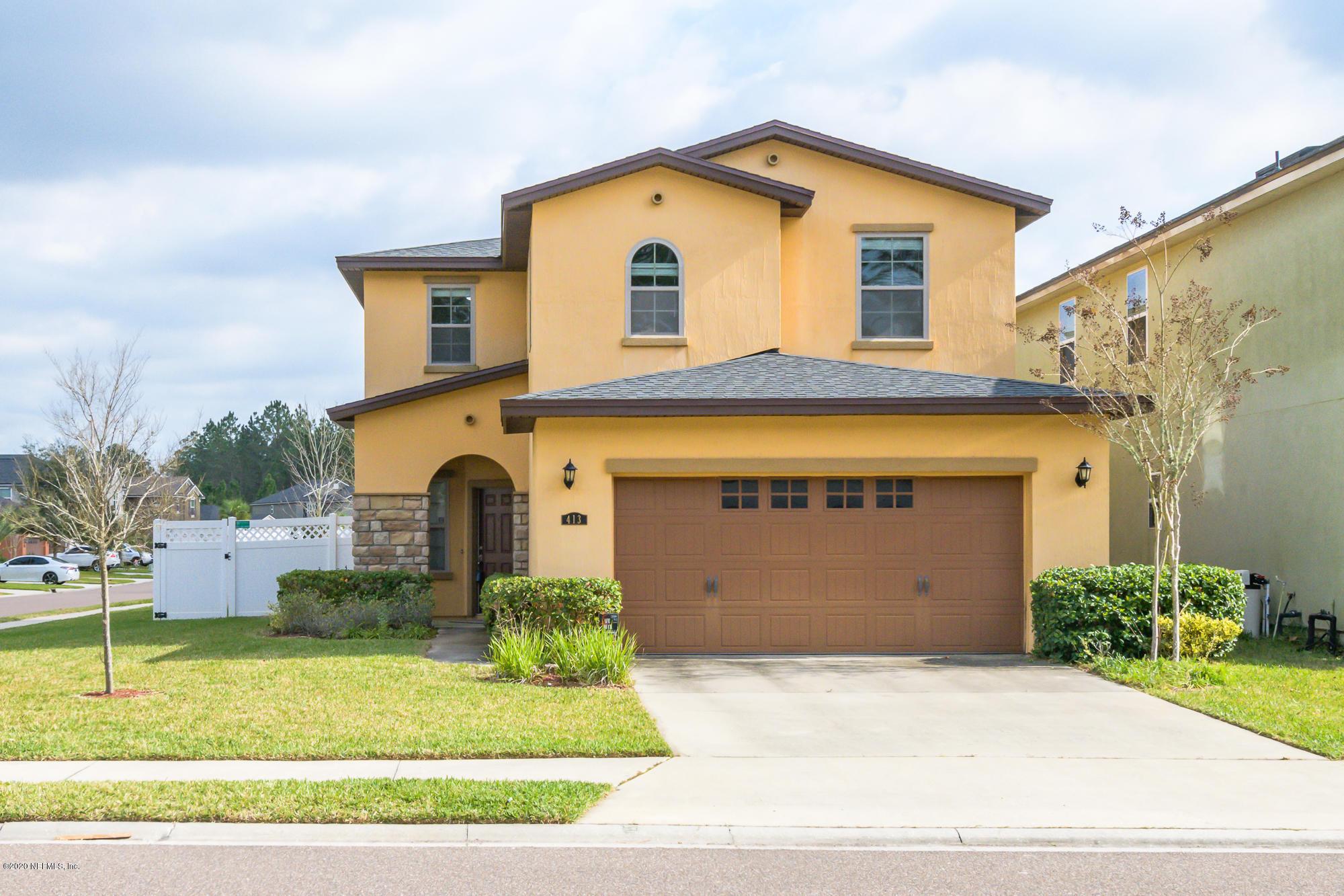 413 FOREST MEADOW, ORANGE PARK, FLORIDA 32065, 4 Bedrooms Bedrooms, ,2 BathroomsBathrooms,Rental,For sale,FOREST MEADOW,1033874