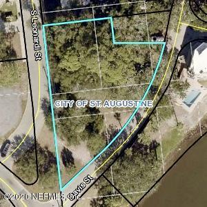 32 DAVIS, ST AUGUSTINE, FLORIDA 32084, ,Vacant land,For sale,DAVIS,1034388