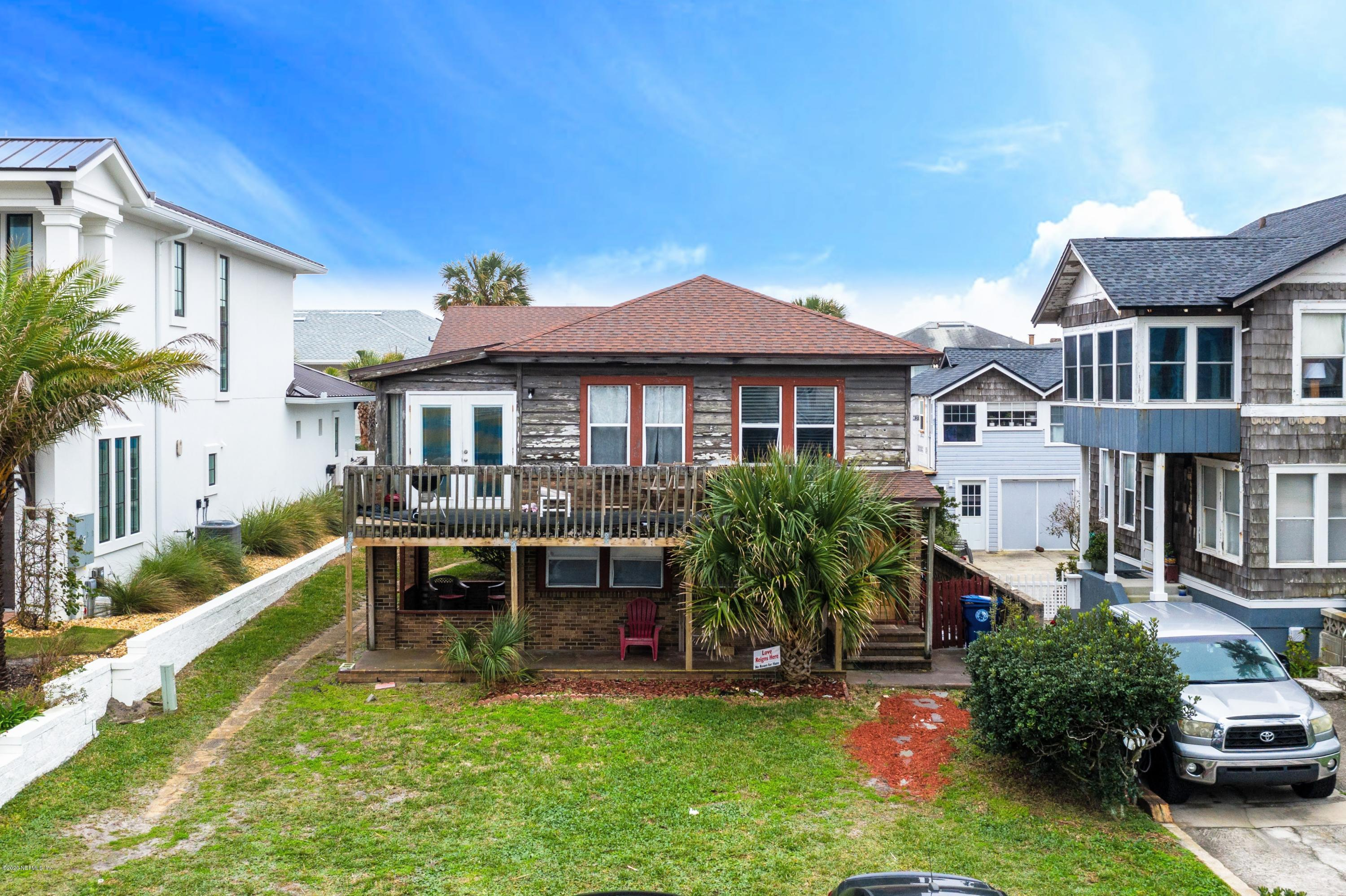 109 FLORIDA, NEPTUNE BEACH, FLORIDA 32266, 6 Bedrooms Bedrooms, ,4 BathroomsBathrooms,Investment / MultiFamily,For sale,FLORIDA,1030646