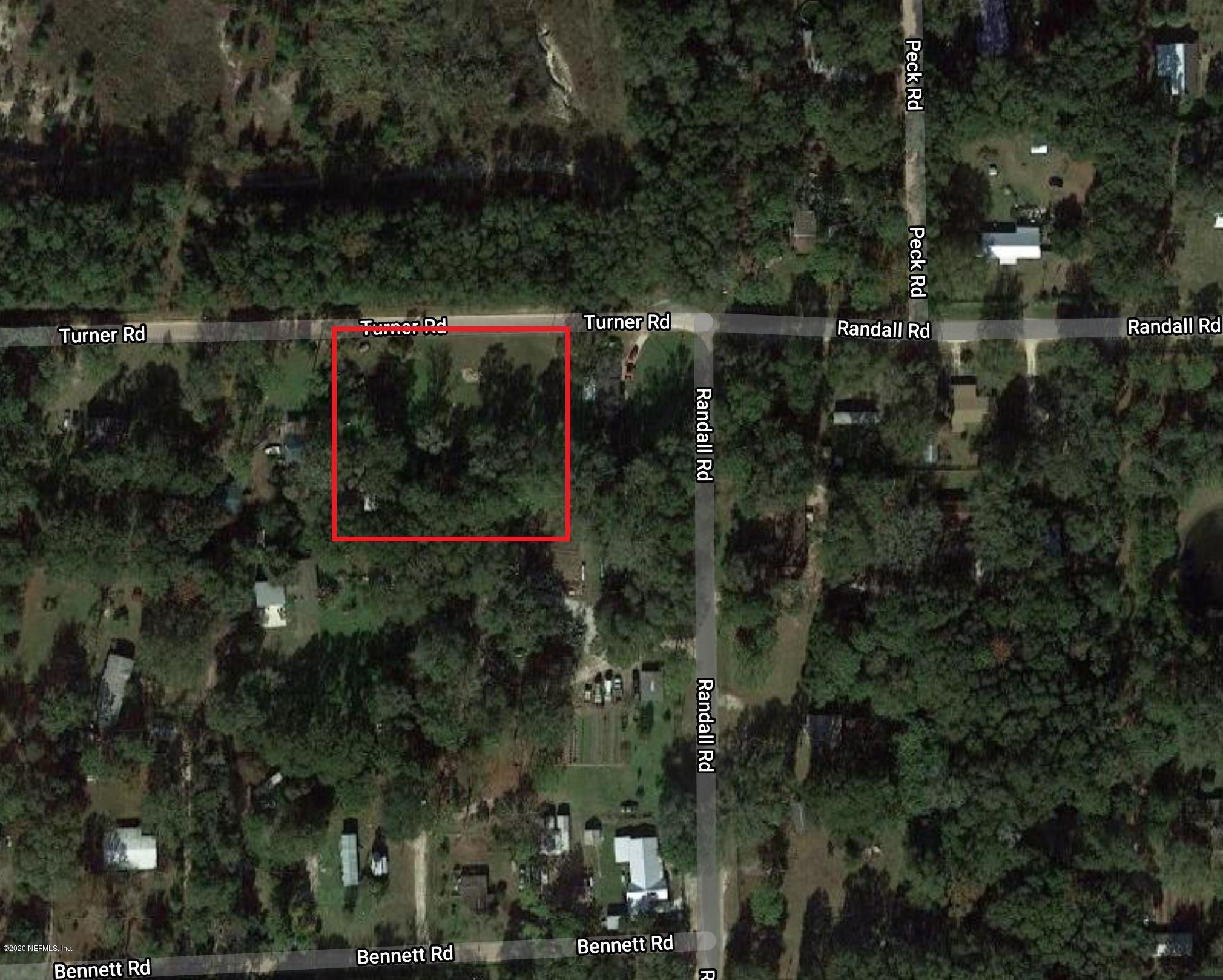 0 TURNER, GREEN COVE SPRINGS, FLORIDA 32043, ,Vacant land,For sale,TURNER,1034844