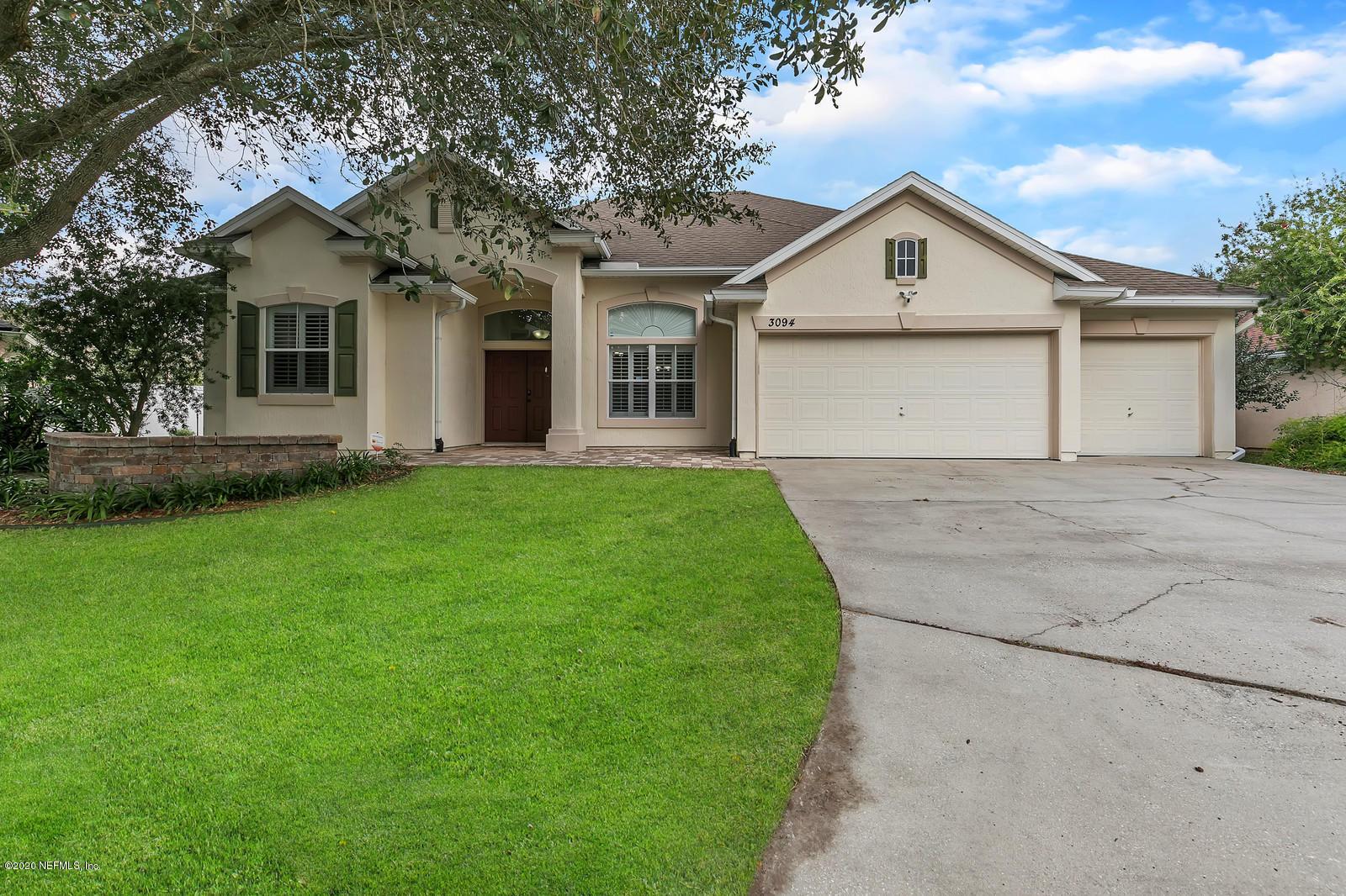 3094 LYNNHAVEN, ORANGE PARK, FLORIDA 32065, 4 Bedrooms Bedrooms, ,3 BathroomsBathrooms,Residential,For sale,LYNNHAVEN,1034991