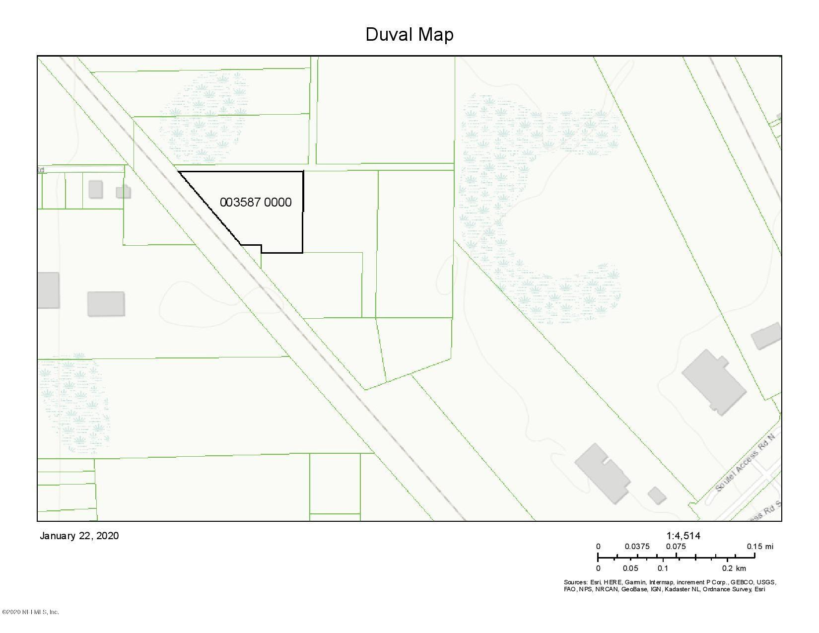 0 UNION HEIGHTS, JACKSONVILLE, FLORIDA 32219, ,Vacant land,For sale,UNION HEIGHTS,1035073