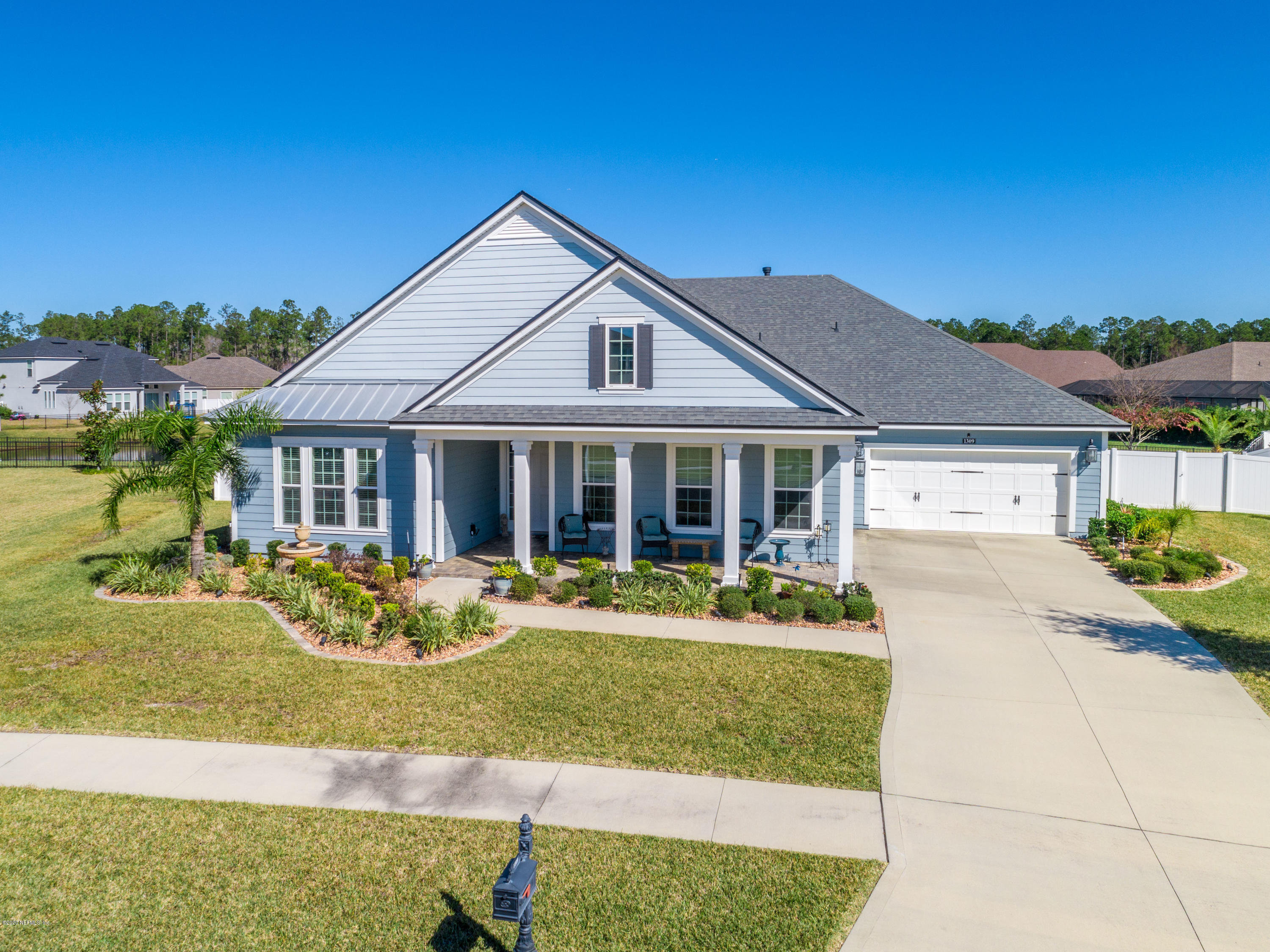 1309 WARBLER, MIDDLEBURG, FLORIDA 32068, 5 Bedrooms Bedrooms, ,3 BathroomsBathrooms,Residential,For sale,WARBLER,1035828