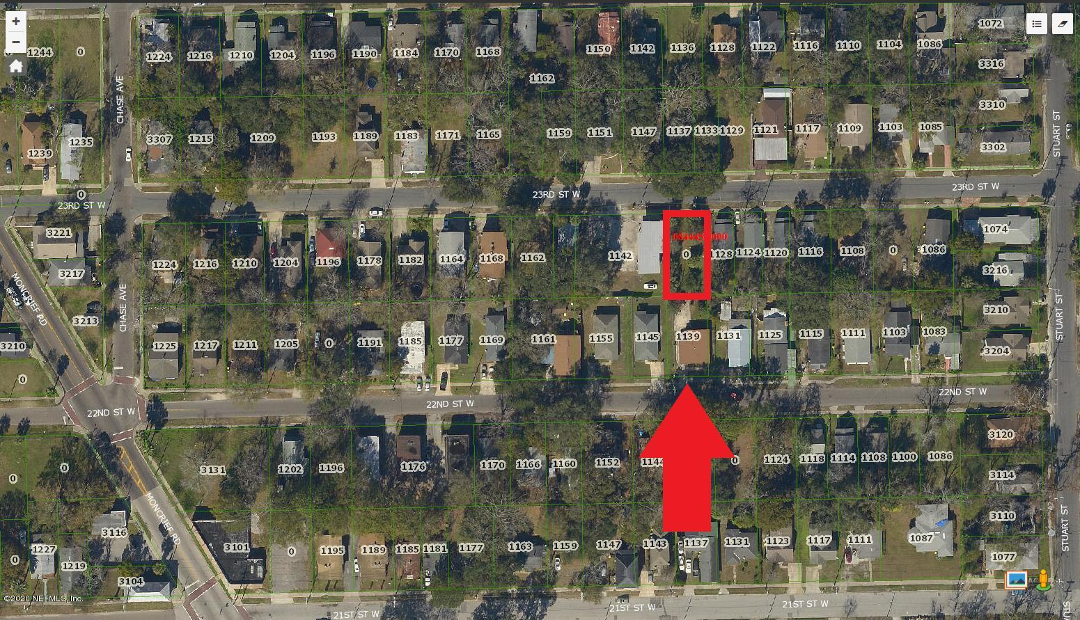 0 23RD, JACKSONVILLE, FLORIDA 32209, ,Vacant land,For sale,23RD,1035460
