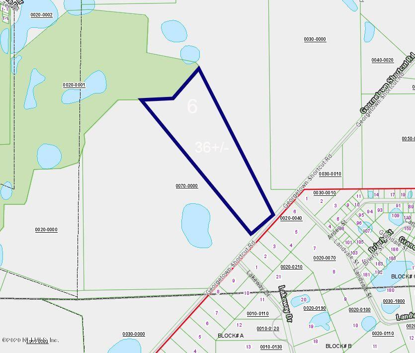 221- LOT 6 GEORGETOWN SHORTCUT, CRESCENT CITY, FLORIDA 32112, ,Vacant land,For sale,GEORGETOWN SHORTCUT,1035669
